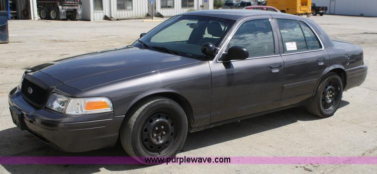 2009 Ford Crown Victoria #9