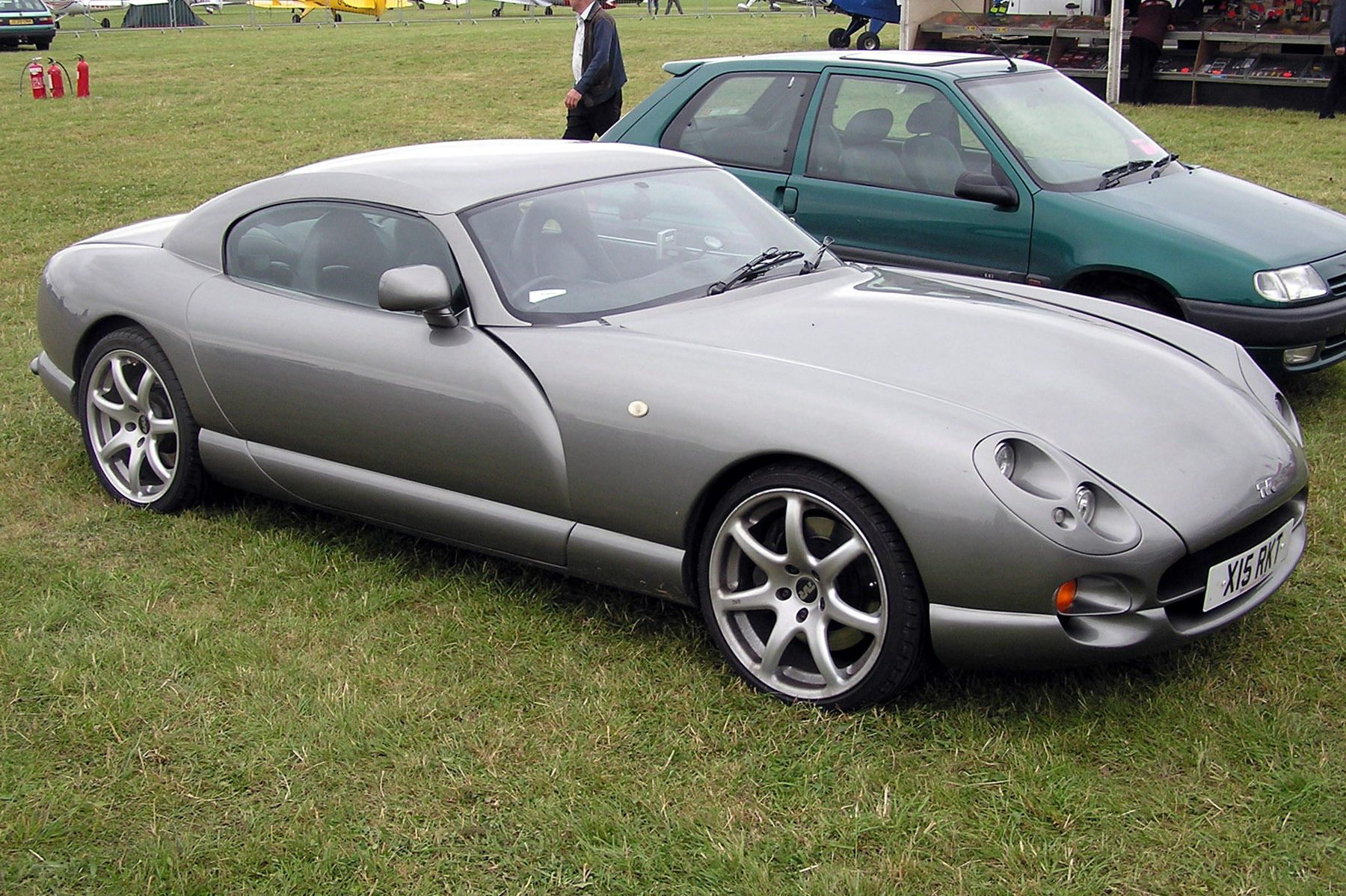 2003 TVR Griffith #4