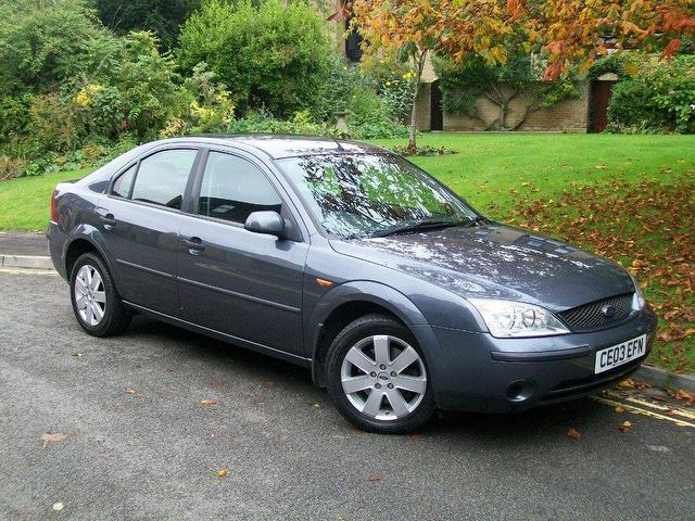 2003 Ford Mondeo #8