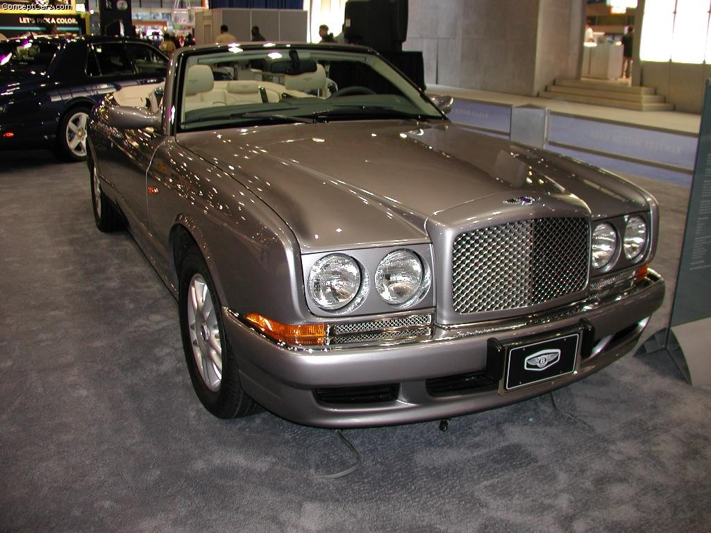 2002 Bentley Azure #1