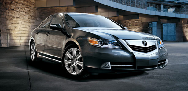 2010 Honda Legend #8