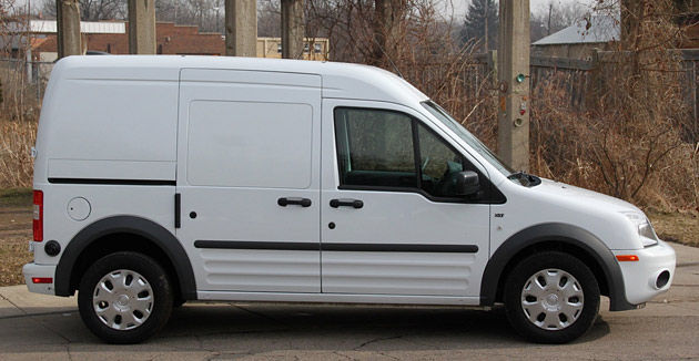 2010 Ford Transit Connect #5