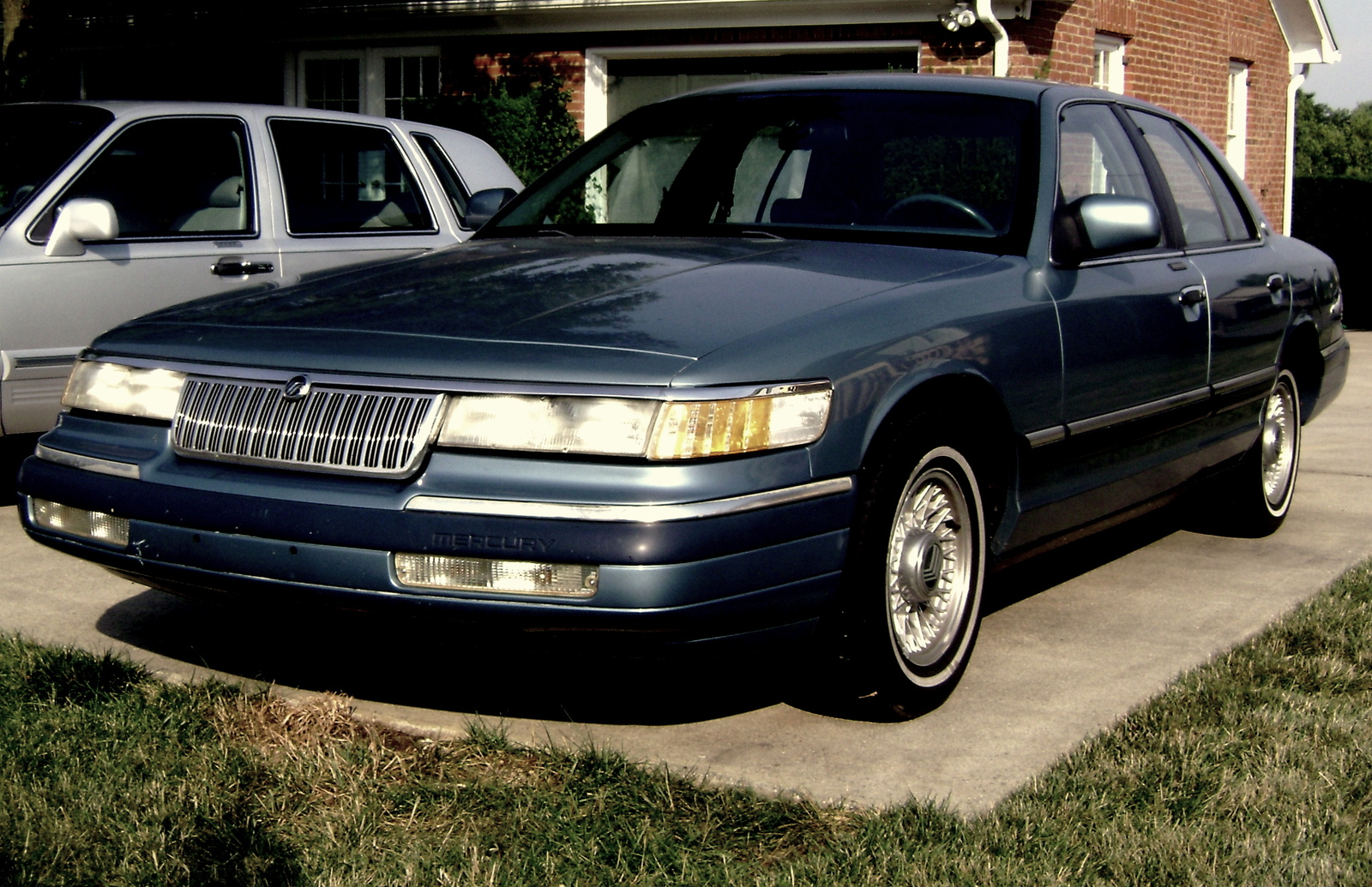 1993 Mercury Grand Marquis #4