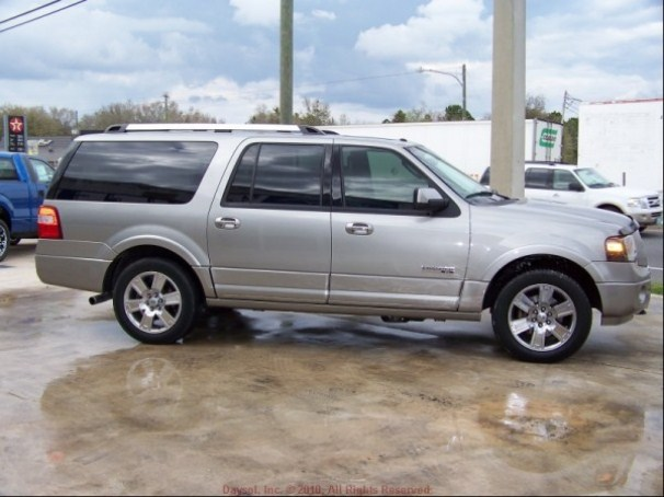 2008 Ford Expedition El #3