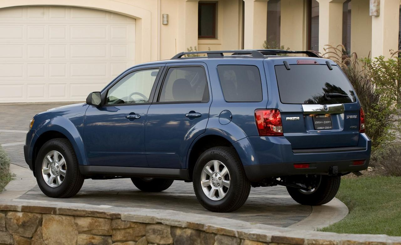 2010 Mazda Tribute Photos Informations Articles