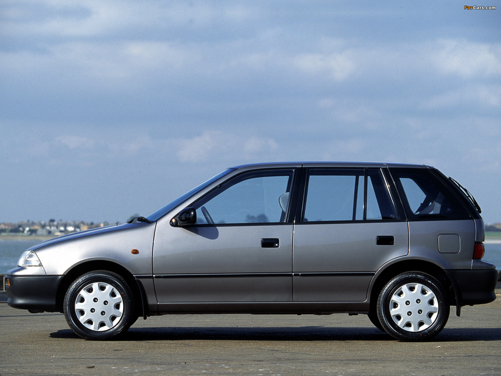 1991 Suzuki Swift #17