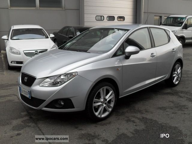 2010 seat ibiza photos informations articles. Black Bedroom Furniture Sets. Home Design Ideas