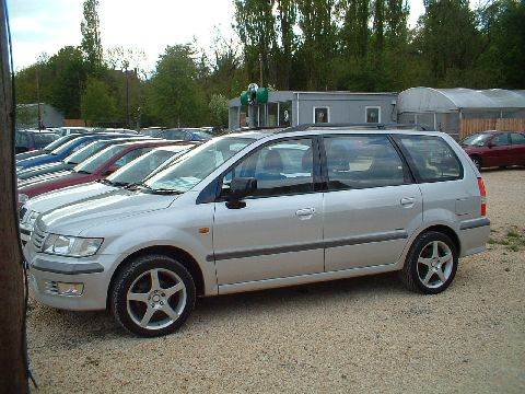 2001 Mitsubishi Space Wagon #3