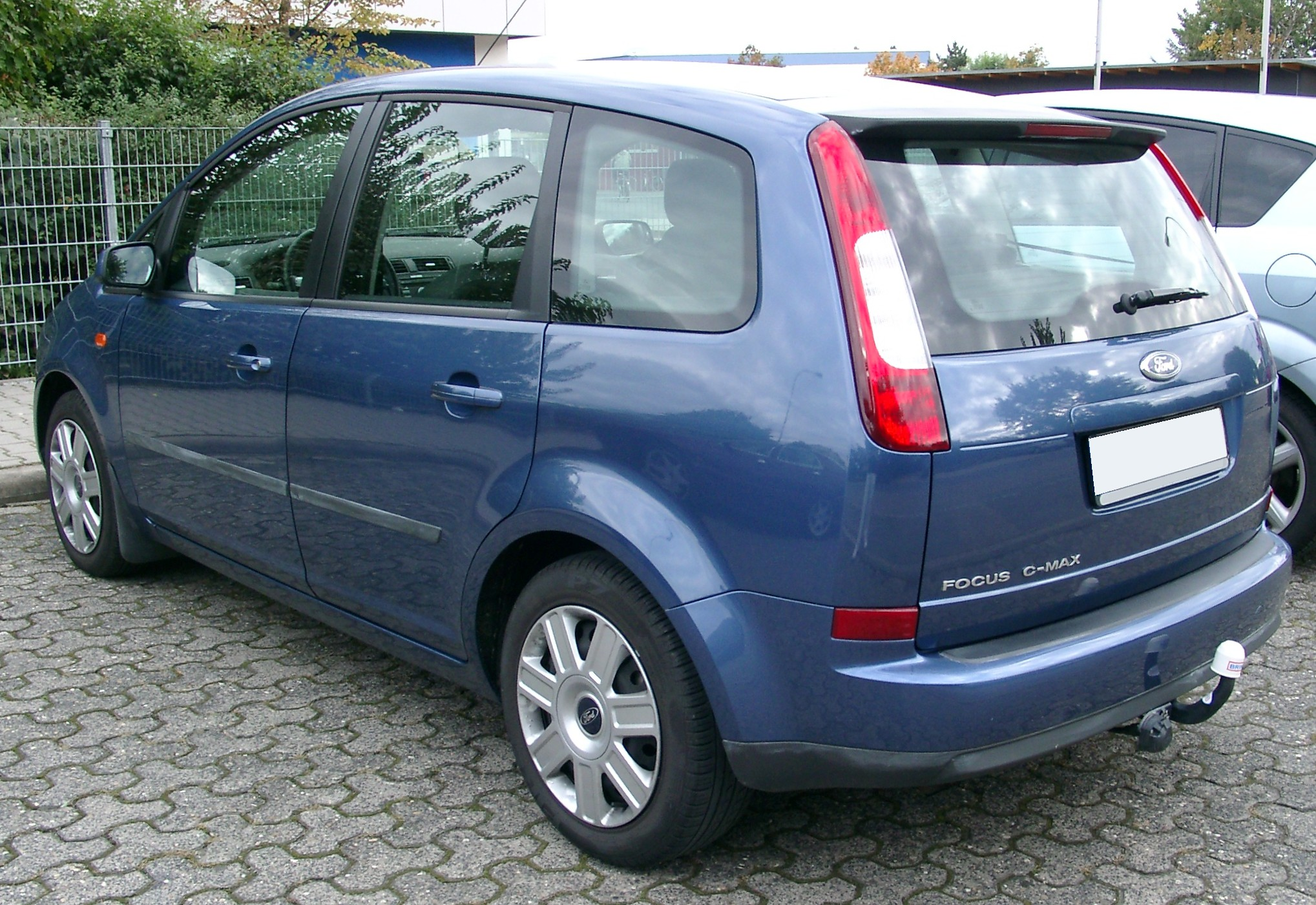 2003 Ford C-MAX #7
