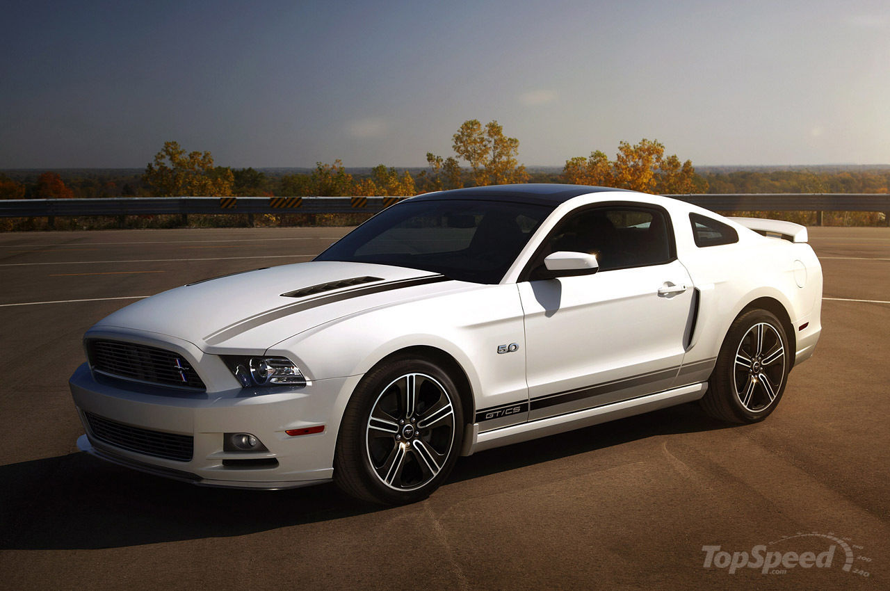 2013 Ford Mustang #3