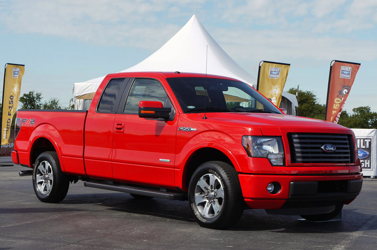 2011 Ford F-150 #3