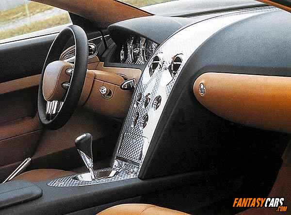 1999 Bentley Hunaudieres #13
