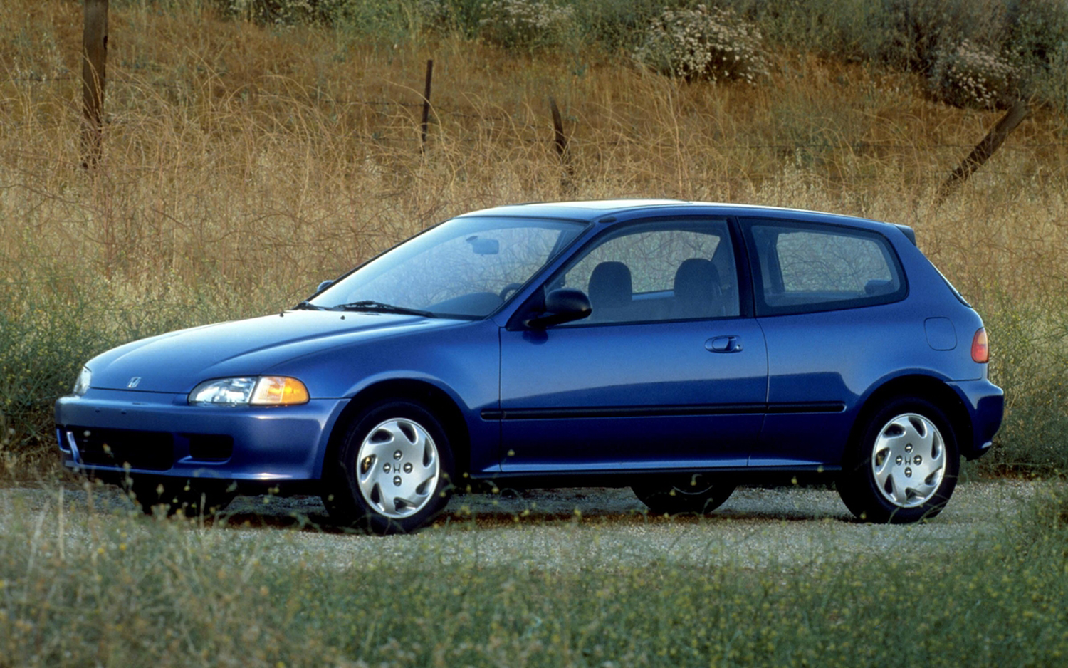 1992 Honda Civic #1