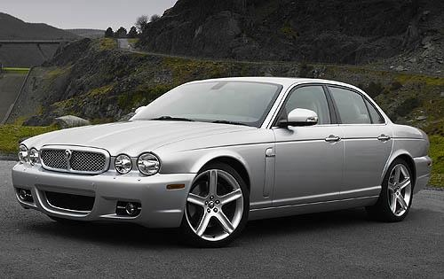 2008 Jaguar Xk-series #5