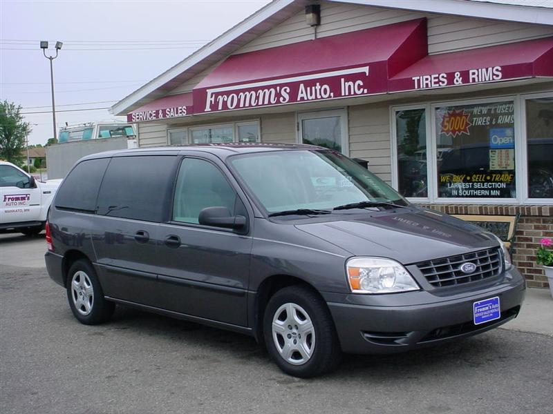 Ford Freestar #12