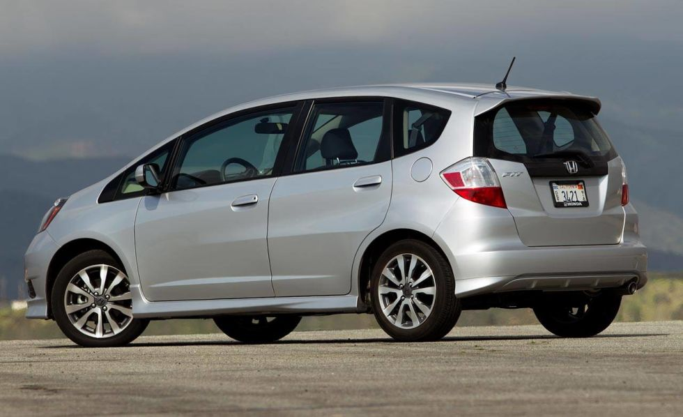 2012 Honda Fit 2 Bestcarmag