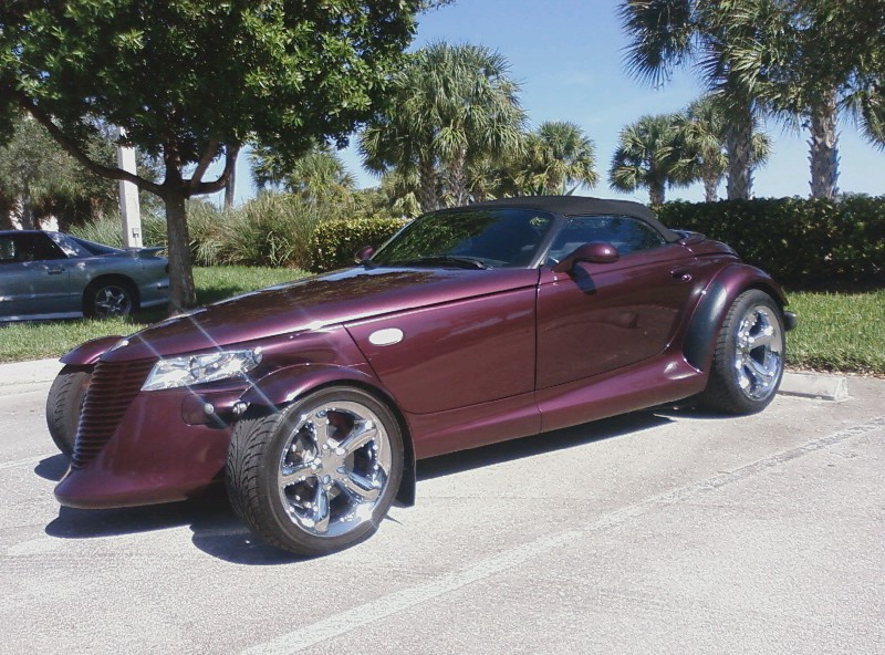 1997 Plymouth Prowler #9