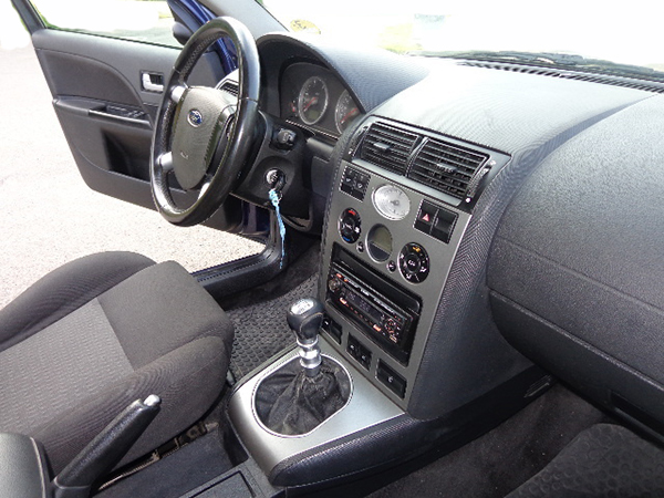 2004 Ford Mondeo #8