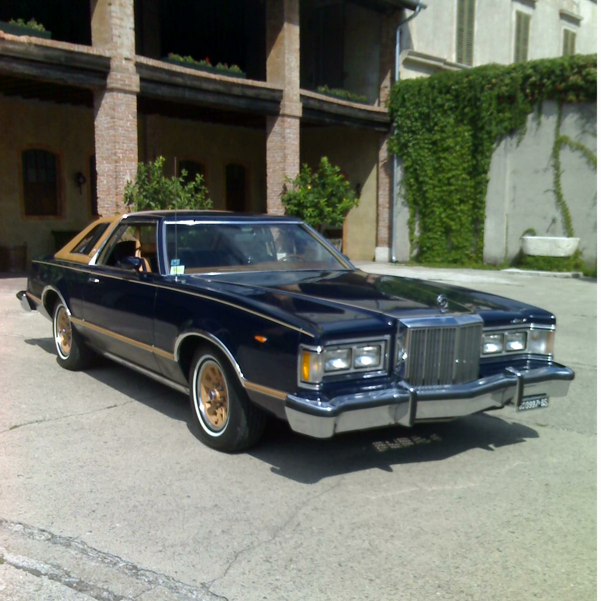 1978 Ford Cougar #12