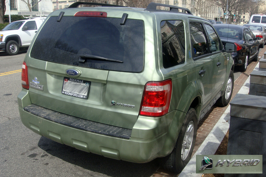 2009 Ford Escape Hybrid #4
