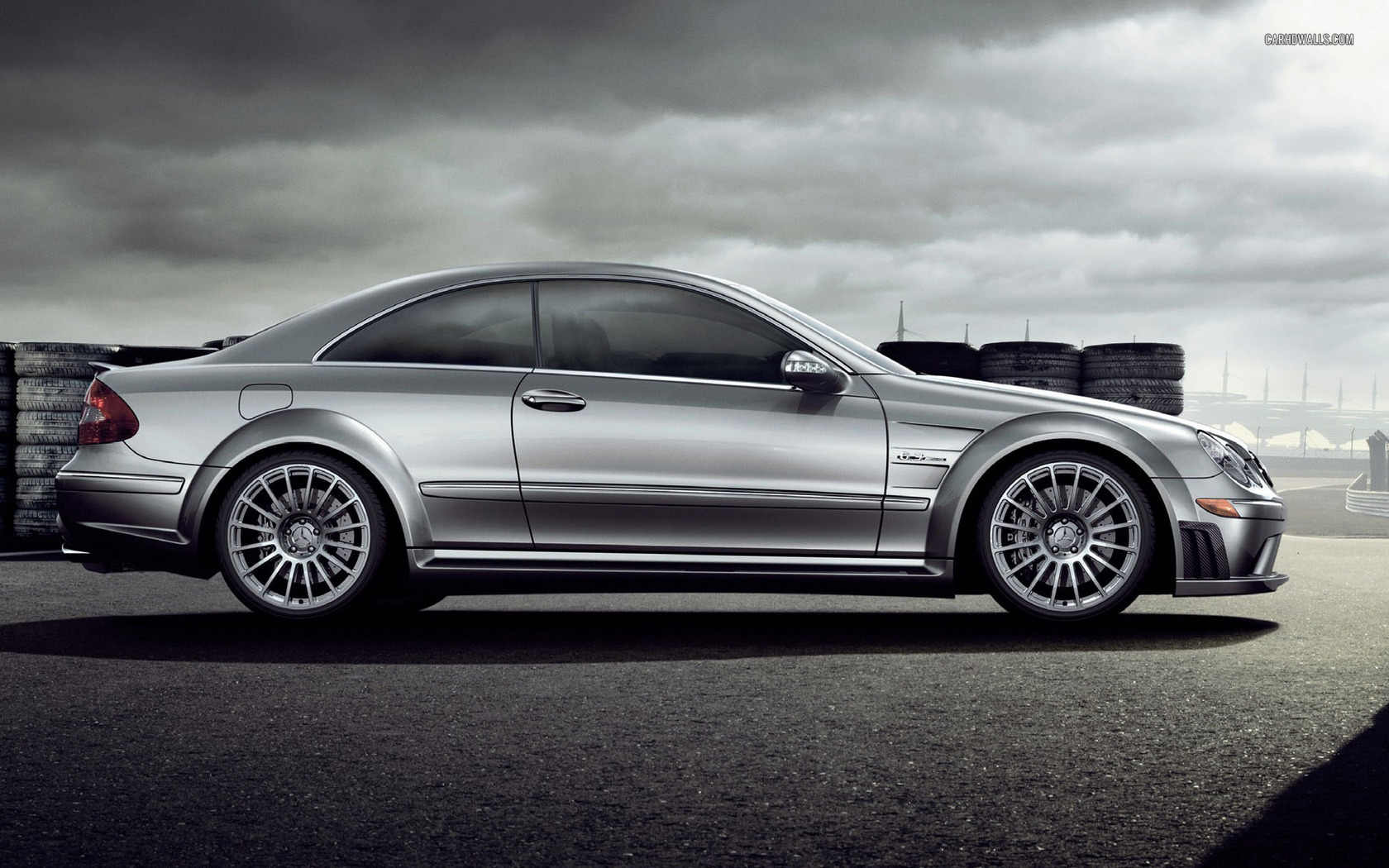 Mercedes-Benz CLK #11