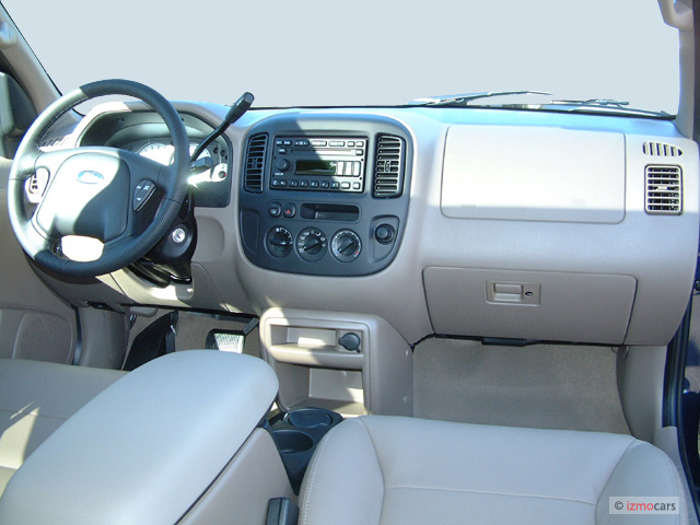 2003 Ford Escape #12
