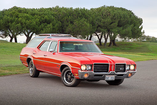 1971 Oldsmobile Vista Cruiser #9