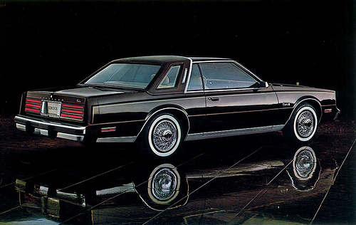 1980 Chrysler Cordoba #3