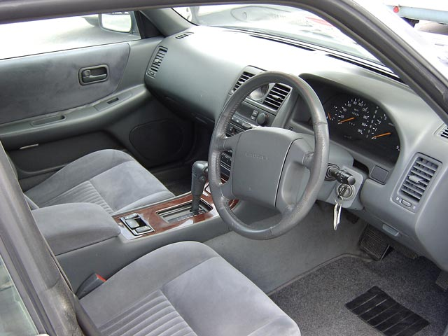 1998 Nissan Laurel #12