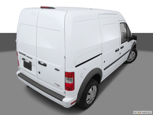 2012 Ford Transit Connect #9