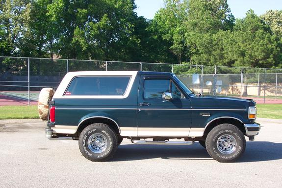 1993 Ford Bronco #10