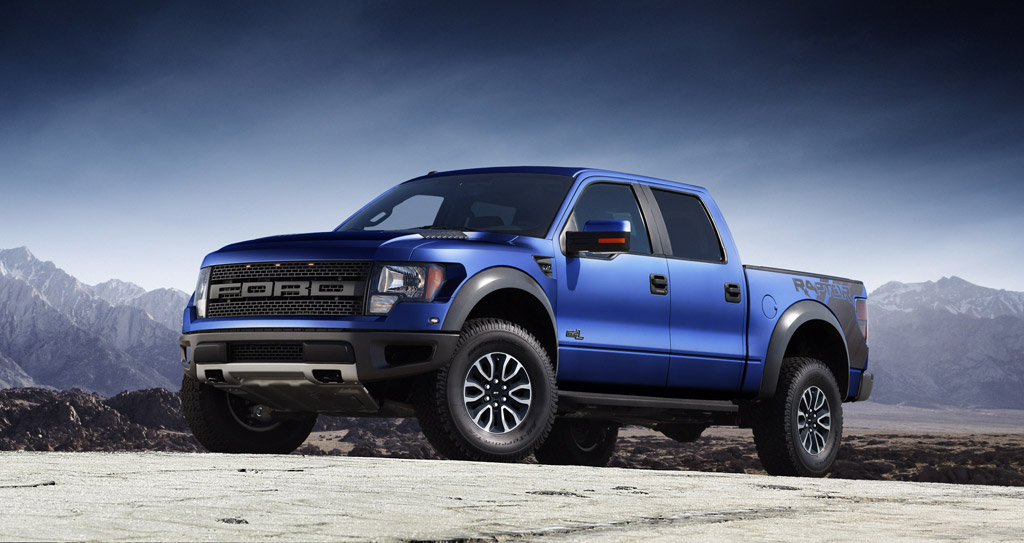 2012 Ford F-150 #9