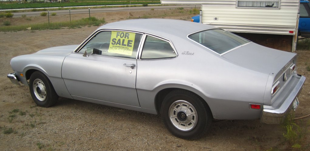 1975 Ford Maverick #4