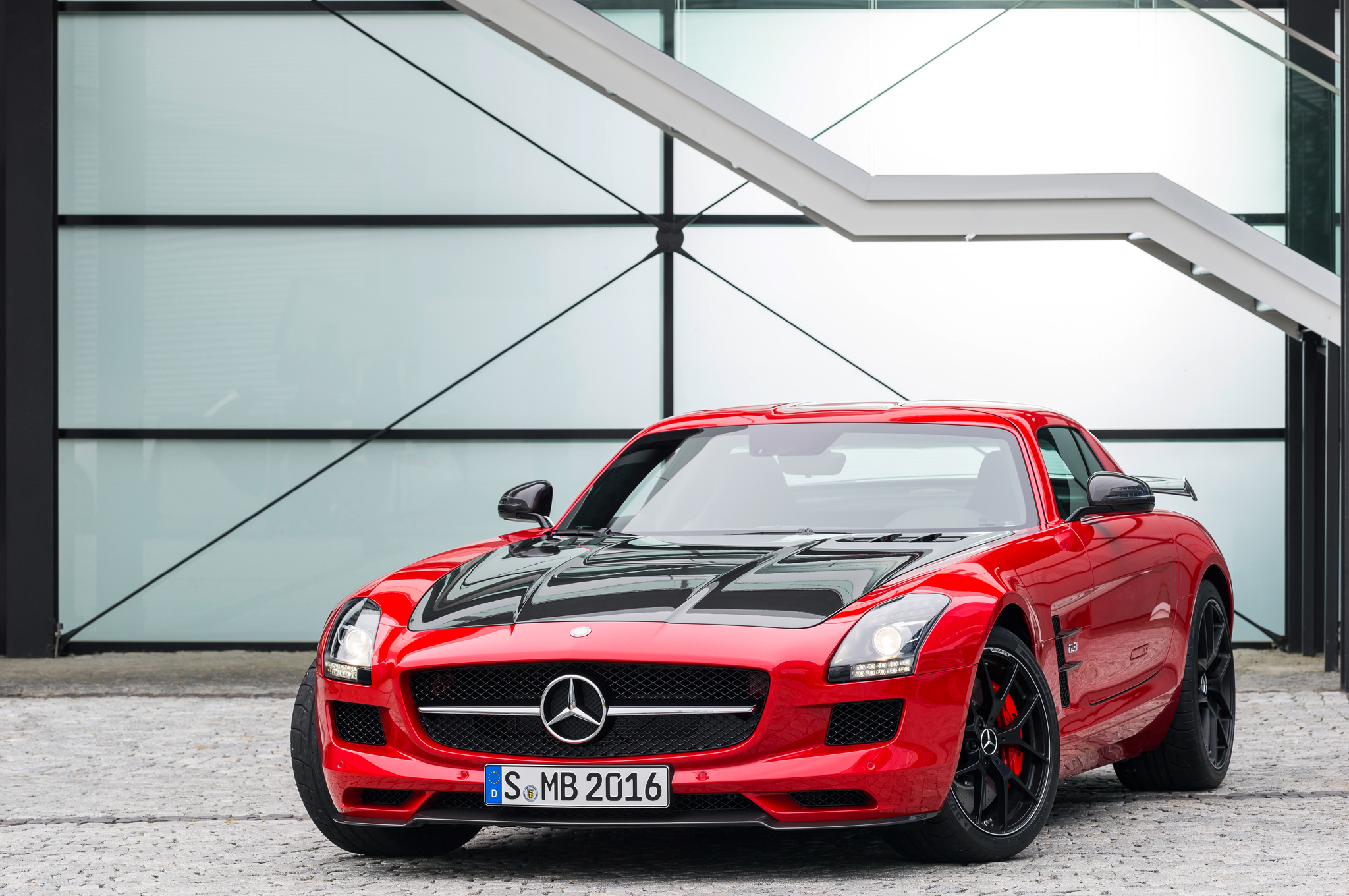2015 Mercedes-Benz Sls Amg Gt Final Edition #3