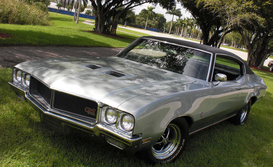 1970 Buick GS #7