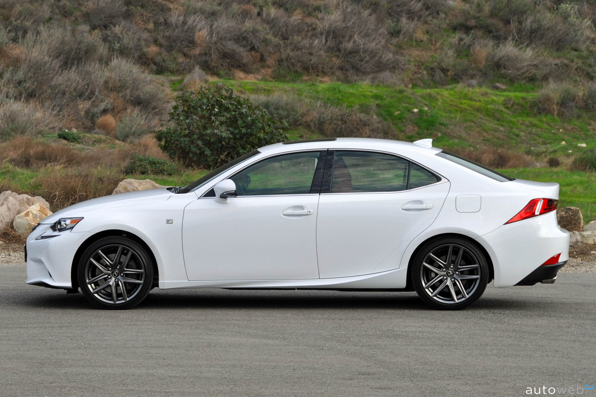 2015 Lexus Is 350 #12