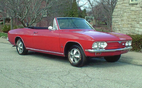 1968 Chevrolet Corvair #14