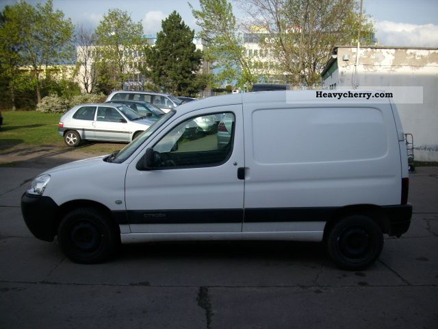 2003 Citroen Berlingo #16