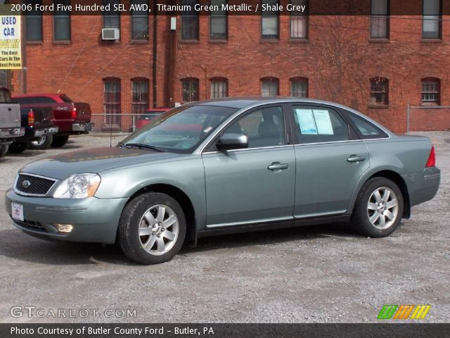 2006 Ford Five Hundred #8
