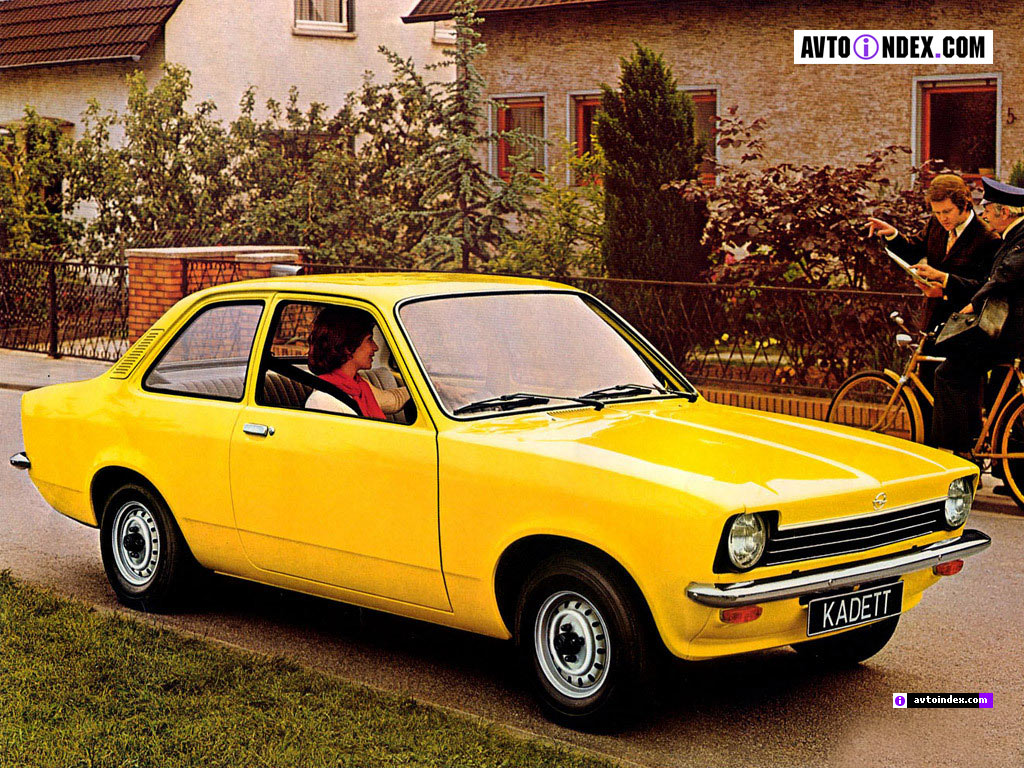 1973 opel kadett photos informations articles. Black Bedroom Furniture Sets. Home Design Ideas