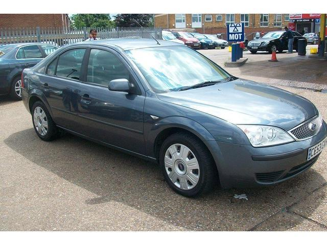 2003 Ford Mondeo #9