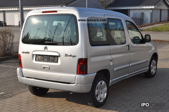2005 Citroen Berlingo #4