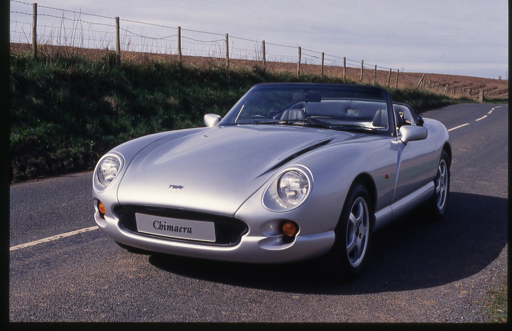 TVR  #8