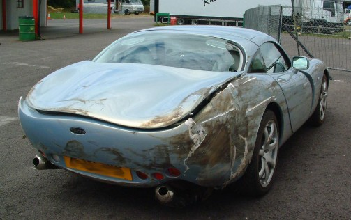 TVR  #13