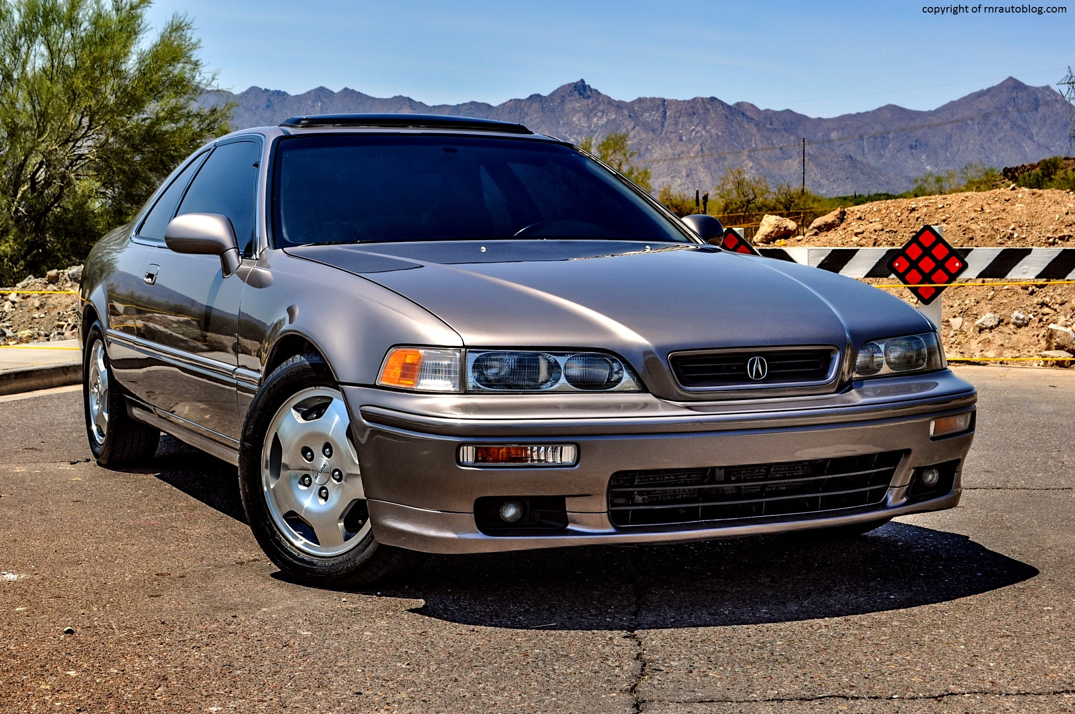 Acura Legend #20