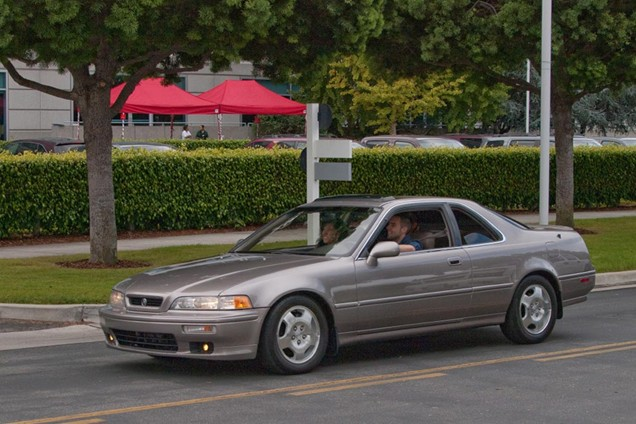 Acura Legend #18