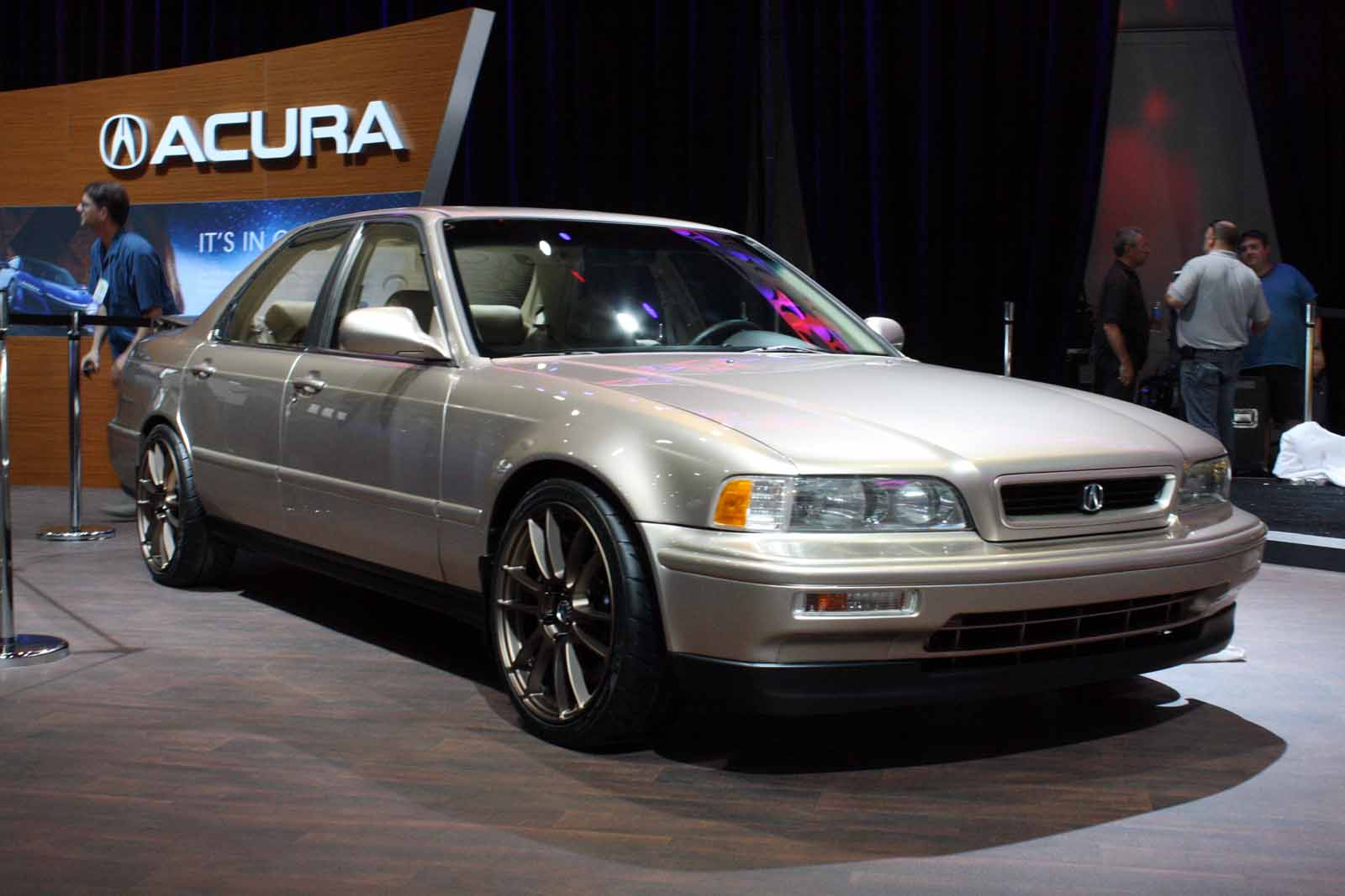Acura Legend Photos Informations Articles Bestcarmag Com