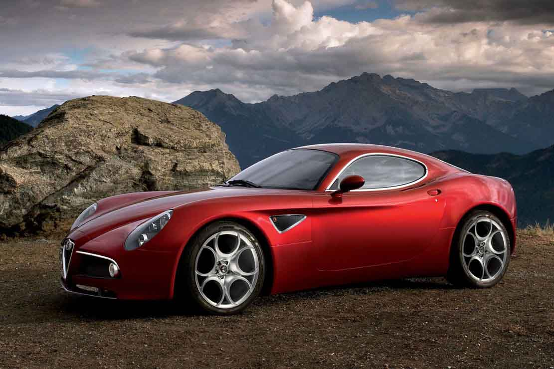 alfa romeo 8c competizione photos informations articles. Black Bedroom Furniture Sets. Home Design Ideas