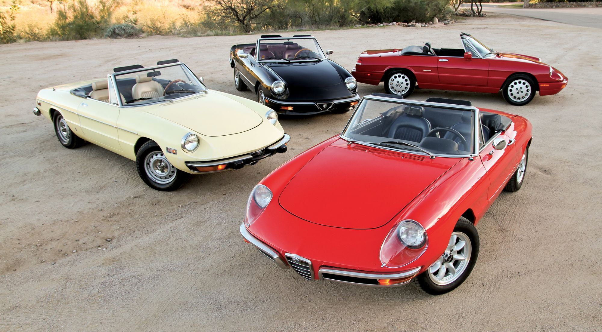 Alfa Romeo Spider s Informations Articles BestCarMag