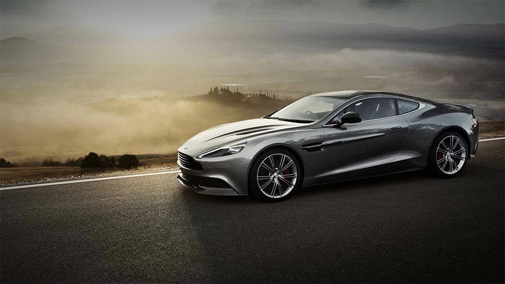 Aston Martin Photos Informations Articles BestCarMagcom - Lease aston martin vantage